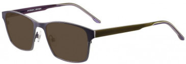 Prodesign Denmark 1400 sunglasses in Purple