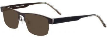 Prodesign Denmark 1402-56 sunglasses in Brown