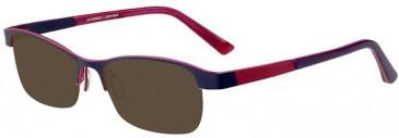 Prodesign Denmark 1406 sunglasses in Purple