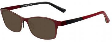 Prodesign Denmark 1407 sunglasses in Purple