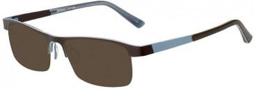 Prodesign Denmark 1408-56 sunglasses in Brown