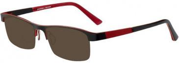 Prodesign Denmark 1408-53 sunglasses in Brown