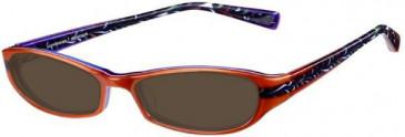 Prodesign Denmark 1672 sunglasses in Purple