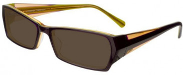 Prodesign Denmark 4660 sunglasses in Purple/Blue