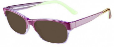 Prodesign Denmark 4664 sunglasses in Purple