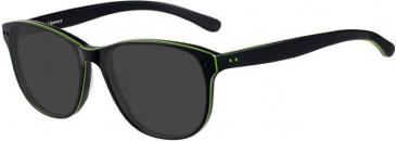 Prodesign Denmark 4704 sunglasses in Black