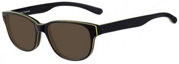 Prodesign Denmark 4705 sunglasses in Black