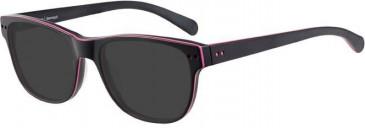 Prodesign Denmark 4707 sunglasses in Black