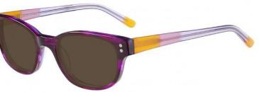 Prodesign Denmark 4709 sunglasses in Purple