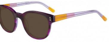 Prodesign Denmark 4710 sunglasses in Purple