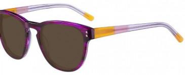 Prodesign Denmark 4711 sunglasses in Purple