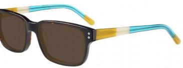Prodesign Denmark 4712 sunglasses in Brown