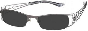 Prodesign Denmark 5111 sunglasses in Grey