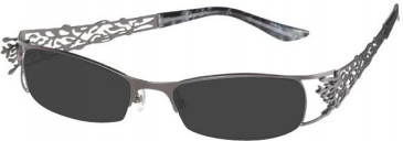 Prodesign Denmark 5113 sunglasses in Purple