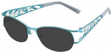 Prodesign Denmark 5131 sunglasses in Purple