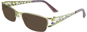 Prodesign Denmark 5136 sunglasses in Purple