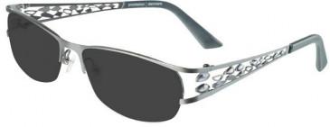Prodesign Denmark 5137 sunglasses in Purple