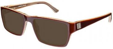 Prodesign Denmark 7616-52 sunglasses in Orange