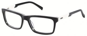 Guess GU1845-56 Glasses in Black/White