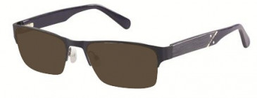 Guess Metal Ready-Made Reading Sunglasses