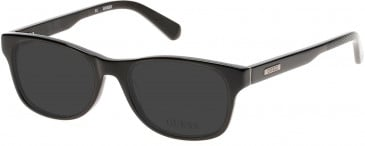 Guess Plastic Ready-Made Reading Sunglasses