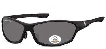 SFE-9165 Polarized Sunglasses in Black