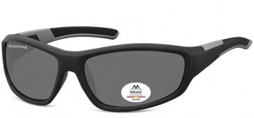 SFE-9169 Polarized Sunglasses in Black