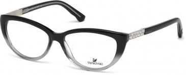Swarovski SK5085 Glasses in Grey/Other