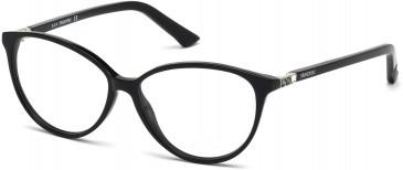 Swarovski SK5136 Glasses in Shiny Black
