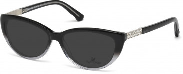 Swarovski SK5085 Sunglasses in Grey/Other