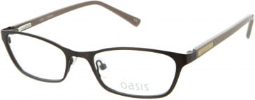 Oasis Daphne glasses in Brown