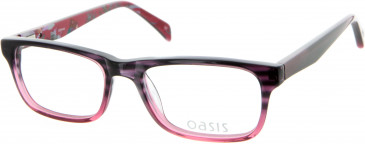 Oasis Romulea glasses in Red