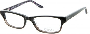 Oasis Edelweiss glasses in Grey