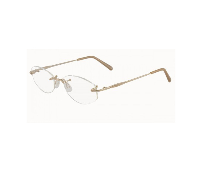 Jaeger 228 Glasses in Gold/Brown