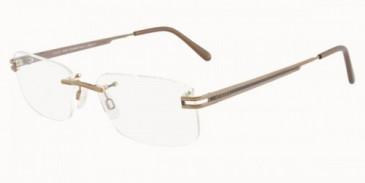 Jaeger 259 Glasses in Brown