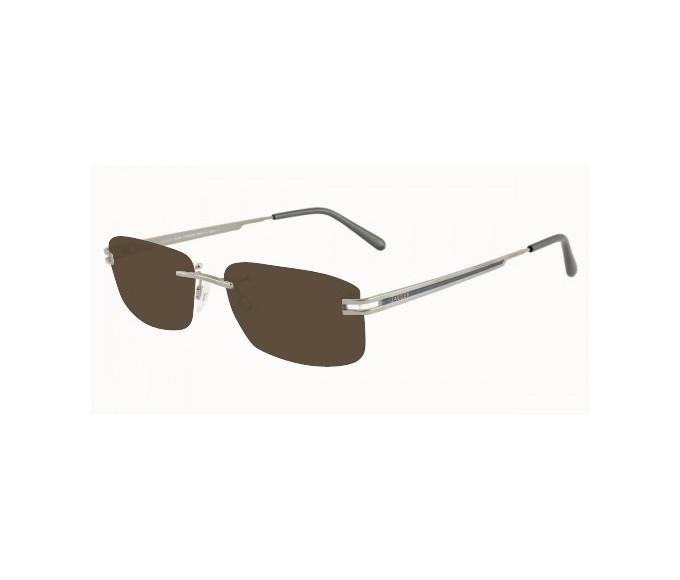 Jaeger 259 Sunglasses in Ruthenium