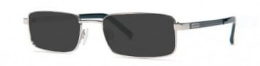 Jaeger Large Titanium Ready-Made Reading Sunglasses