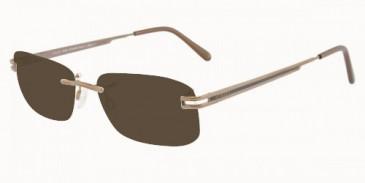 Jaeger 259 Sunglasses in Brown