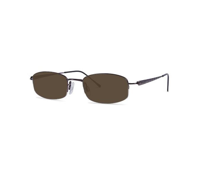 Jaeger 289 Sunglasses in Grape