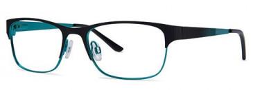 X-Eyes 148 Glasses in Black