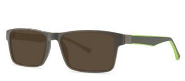 X-Eyes 160 Sunglasses in Grey