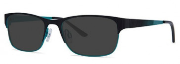 X-Eyes 148 Sunglasses in Black