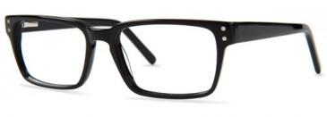 Zenith 72-50 Glasses in Black