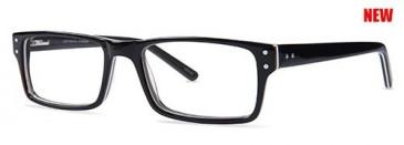 Zenith 77-53 Glasses in Black