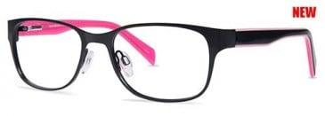 Zenith 76-50 Glasses in Black