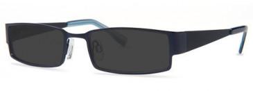 Zenith 71-52 Sunglasses in Navy
