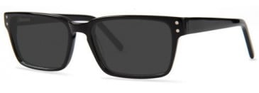 Zenith 72-50 Sunglasses in Black