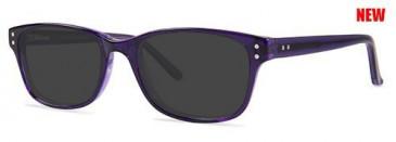 Zenith 75-51 Sunglasses in Purple