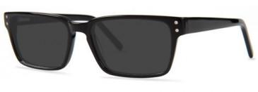 Zenith 72-52 Sunglasses in Black