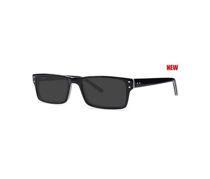 Zenith 77-51 Sunglasses in Black